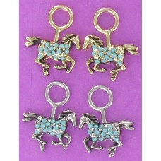CH 1282 Turquoise Horse