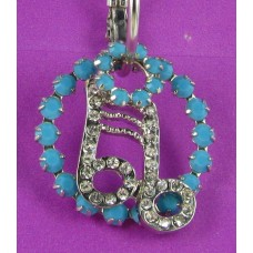 ECS04-4 Silver Turquoise Note Set
