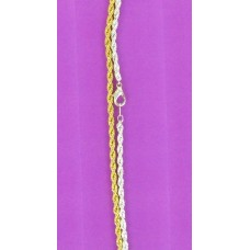 Small Rope Chain 20""